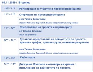 Agenda PIC